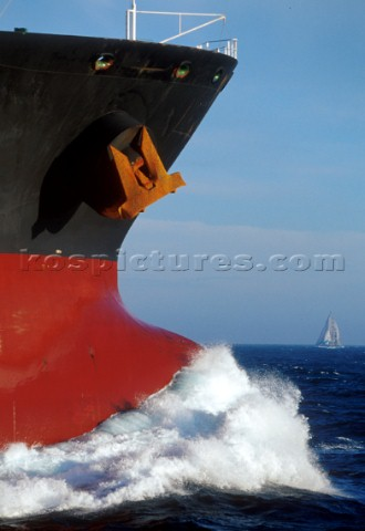 Old Wooden Ship Bow Bottom Stock Photo 2952495 - Shutterstock
