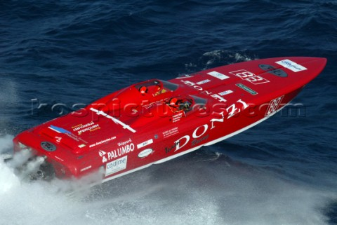 OSG Racing Boat name Donzi 38 ZR Nationality Italy Class Evolution Main ...