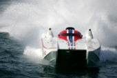 UIM Class 1 World Offshore Championship 2004Spanish Grand Prix, Alicante 5 Juny 2004Pole Position: SPIRIT OF NORWAYPhoto:©Carlo Borlenghi