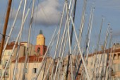 75th Anniversary Regatta of the Dragon Class 2004 - dockside St Tropez.