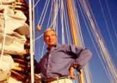 Tom Perkins owner of the superyachts Mariette and Maltese Falcom