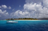 Jost Van Dyke Island - British Virgin Islands - CaribbeanSandy Cay Islet -