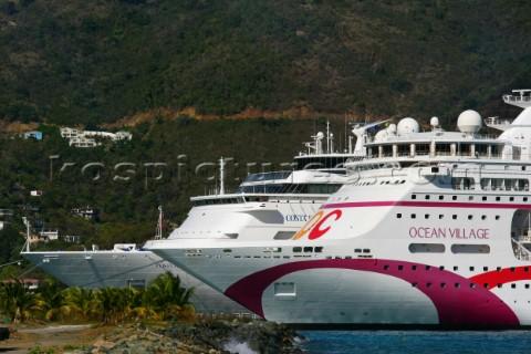 British Virgin Islands: Islands & Capital - Population