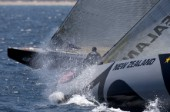 32nd Americas Cup -Valencia Louis Vuitton Acts 4 & 5. EMIRATES TEAM NEW ZEALAND VS ALINGHI.