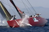 32nd Americas Cup -Valencia Louis Vuitton Acts 4 & 5. MASCALZONE LATINO TEAM CAPITALIA.