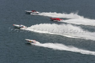 Powerboat P1 World Championships 2005 - Travemunde, Germany