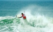 Bobby Martinez competing at the Rip Curl Championship 2005