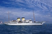 The classic superyacht Talitha G