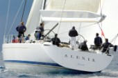 The Wally 100 Alexia at Les Voiles de Saint Tropez 2005