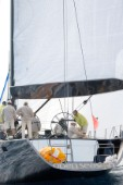 The yacht Open Season at Les Voiles de Saint Tropez 2005