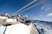 The Superyacht Cup 2007 in Antigua in the Caribbean
