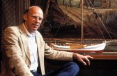 Yacht designer and naval architect Andre Hoek