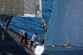 Maxi Yacht Rolex Cup 2009 SAUDADE, Sail n: N/A, Nation: MLT, Owner: Albert Buell, Model: Wally