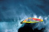 Windsurfing - Action