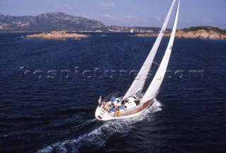 Saint Tropez Rolex Cup 1997 - 12m World Championship. Organised by the Yacht Club de St Tropez.