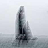 Americas Cup World Series Event 1 - Portsmouth, UK