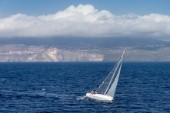 RUSSES, Sail n: RUS 15284, Boat Type: first 44.7, Skipper: Neugodnikov Eugene, Country: Italypassing Pantelleria