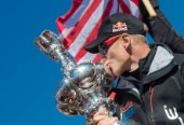San Francisco34th AMERICAS CUPAmericas Cup finalOracle Team USA wins the 34th Americas CupPrize giving: James Spithill