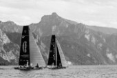 GC32 Austria Cup 2015 Team Engie (FRA) v Team Alinghi (SUI)