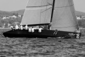 Racing during RC44 World Championships