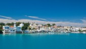 Spetses harbour, Greece