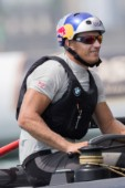 Jimmy Spithill, Skipper and Helmsman