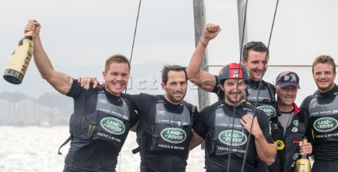 Land Rover BAR  Sir Ben Ainslie