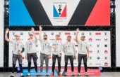 Prizegiving ceremony  ORACLE TEAM USA