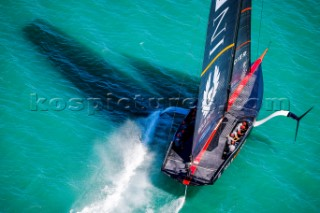 12/02/21 - Auckland (NZL)36th America's Cup presented by PradaPRADA Cup 2021 - Practice Races - DayIneos Team UK