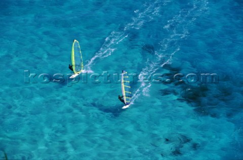 Windsurfing in Florida USA