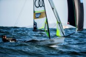 Aquece Rio – International Sailing Regatta 2015 is the second sailing test event in preparation for the Rio 2016 Olympic Sailing Competition. Held out of Marina da Gloria from 15-22 August, the Olympic test event welcomes more than 330 sailors from 52 nations in Rio de Janeiro, Brazil.